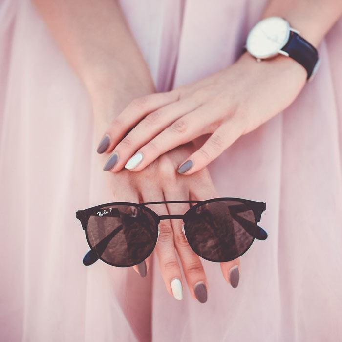Biosculpture Gel Nails for Wedding